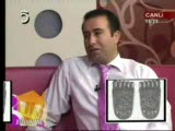 Refleksolojinin Kullanım Alanları(Tv5)