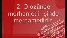 Ahmet El Acemi Fatiha Suresi