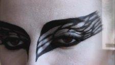 Black Swan Makyajı || Black Swan Makeup Tutorıal