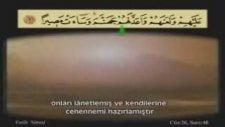 Ahmet El Acemi Fetih Suresi