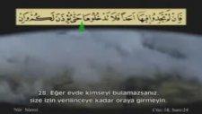 Ahmet El Acemi Nur Suresi