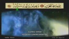 Ahmet El Acemi Saffat Suresi