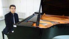 Allahümme Salli Alel Mustafa(Salat-ü Selâm) Piyano ile İlahi Tasavvuf Müzik Halk Edebiyatı Nazım Ali