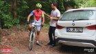 Karşılaştırma - BMW X1 ve Bisiklet
