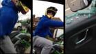 Motorcudan Arabaya Taciz (Yan Ayna + Cam İptal)