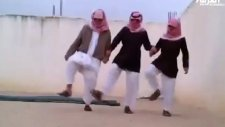Suudi Arabistan'da Penguen Dansı Çılgınlığı