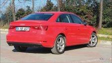 Test - Audi A3 Sedan