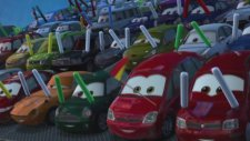Arabalar 2 - Theatrical (Tanıtım)