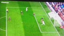 16.04.2014 İspanya Kral Kupası Finali. Real Madrid - Barcelona. Di Maria'nın Golü