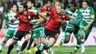 Bursaspor 2-5 Galatasaray (Maç Özeti)