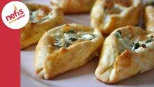 Peynirli Pide Poğaça (Sesli Anlatımı İle) | Nefis Yemek Tarifleri