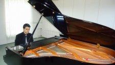 Haydn Sonat 2. Bölüm Piyano Sonatları Sonate İn Es Hoboken Xvı Piyanist Güneş Akustik Grand Kuyruklu
