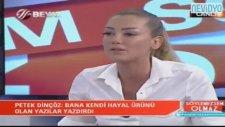 Petek Dinçöz: