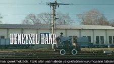 Deneysel Bankacılık: Organik Altın Hesabı