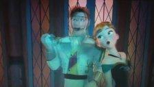 Frozen - Love İs An Open Door(Turkish) Karlar Ülkesi Türkçe