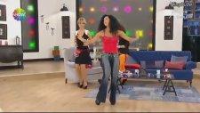 Oryantal Dora Gülben Show'da