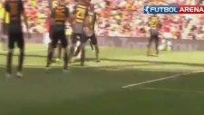 Arsenal 1-2 G.Saray - Maç Özeti