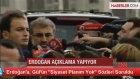 """Erdoğan'a, Gül'ün """"Siyaset Planım Yok"""" Sözleri Soruldu"""