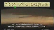Ahmet El Acemi Al-i İmran Suresi-8/9