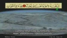 Ahmet El Acemi Bakara Suresi-17/17-Amener Rasulü