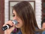 Oğuz Yılmaz'ın Kızı Sude'den Müthiş Performans - Herşey Dahil