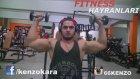Örnek Antreman Programı 4# - Omuz - Fitness Ve Vücut Geliştirme - Kenzo Karagöz
