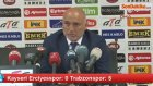 Kayseri Erciyesspor: 0 Trabzonspor: 5