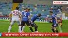 Trabzonspor, Kayseri Erciyesspor'u 5-0 Yendi