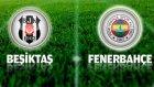 Beşiktaş-F.Bahçe derbisi iddaa'da tek maç.İşte derbi öneilerimiz....