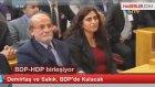 Demirtaş ve Sakık, BDP'de Kalacak