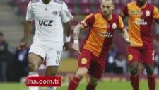 Galatasaray: 0 - 4 Kasımpaşa Maçı (Fotoğraflarla)