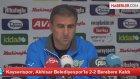 Kayserispor, Akhisar Belediyespor'la 2-2 Berabere Kaldı