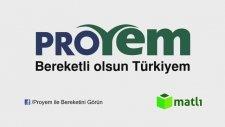 Proyem Reklamı