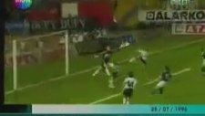 Fenerbahçe 2 2 Beşiktaş TSYD Kupası 1996