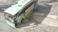 Otobüs Maket 140 Cm Uzunluk
