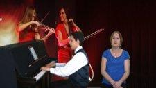 En Güzel Pop Şarkılar Sevgilim Piyanist Resitali Mustafa Ceceli Akustik Piyano Türkçe Sözlü Aranjman
