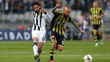 Beşiktaş 1-1 Fenerbahçe - Maçı (Fotoğraflarla)