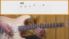 Gitar Dersi - Blues Solo Gitar Dersi Videosu 4