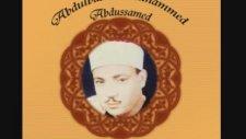 Abdulbasit Abdussamed - Duha ve inşirah Suresi