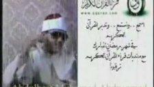 Abdulbasit Abdussamed Kuran Ziyafeti
