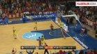Galatasaray LH, Barcelona'ya 78-75 Yenildi