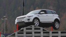 Range Rover Evoque test sürüşü - yorum - sürüş izlenimi // ototest.tv