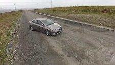 Yeni Toyota Corolla test sürüşü - yorum ve sürüş izlenimi // ototest.tv