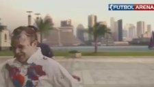 Qatar Airways'ten Barcelona'ya müthiş reklam filmi