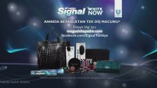 Signal White Now Yeni Reklam Filmi - Ezgi Eyüboğlu