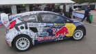 Ralli Cross - Ford Fiesta Otokros