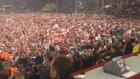 Şampiyon Köln'e müthiş kutlama