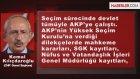 """Kılıçdaroğlu'ndan Sarıgül'ü Kızdıracak """"TDH"""" İtirafı"""