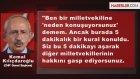 Kılıçdaroğlu'nu Kızdıran Vekil