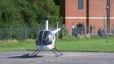 Kuşu Parçalayan Helikopter